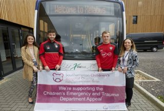 Saints heroes sign up for new appeal