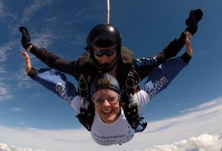 Is this your year to skydive?