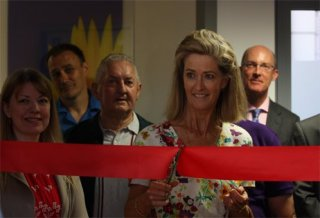 Southampton�s new haematology day unit open three years